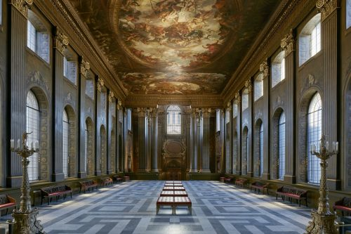 INTRODUCING THE BRITAIN'S SISTINE CHAPEL header image