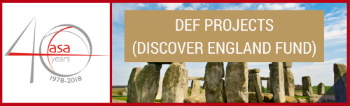 ASA collaborate with Visit Britain on signature DEF projects header image