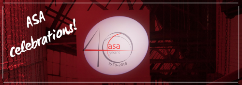 ASA celebrates turning 40 in style! header image