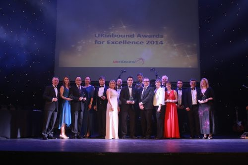 "ASA scoops yet another award at the ""UKInbound Awards for Excellence 2014""! header image"