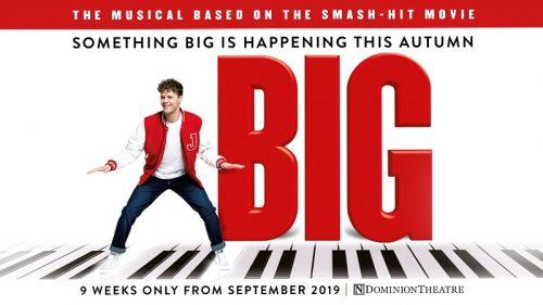 BIG – THE MUSICAL header image