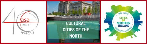 Cultural Cities of the North header image