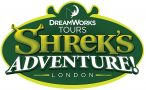 DreamWorks Tours Shrek's Adventure logo