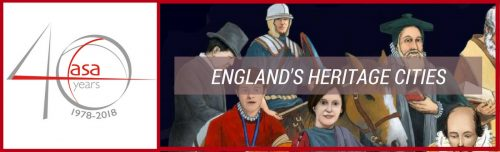 Explore England's Heritage Cities using a fantastic new app header image