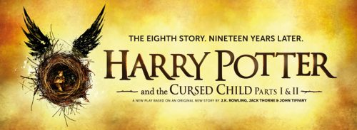 Harry Potter and the Cursed Child header image