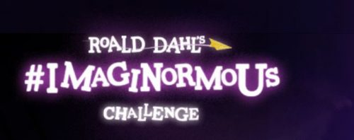 "ASA supports the ""Roald Dahl's Imaginormous Challenge""! header image"