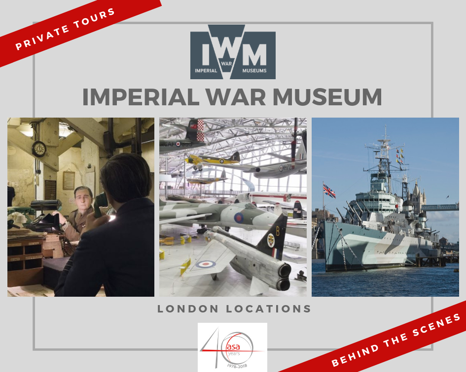 Imperial War Museum_ASA_webpage_collage