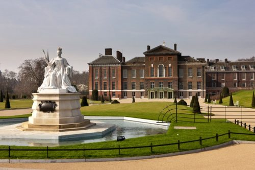 Queen Victoria's at Kensington Palace header image