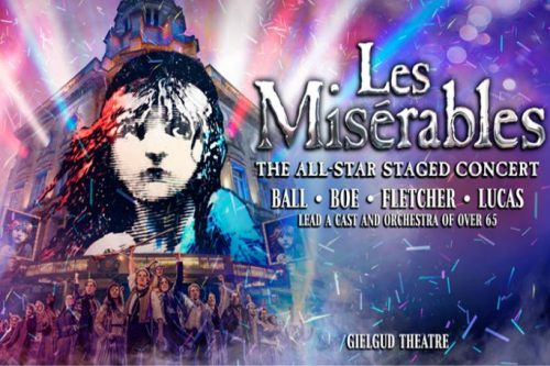 MICHAEL BALL AND ALFIE BOE TO STAR IN LES MISERABLES header image