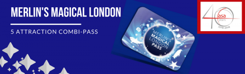 Merlin's Magical London – New Combination Pass, 5 Attractions header image