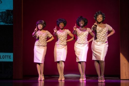 Motown the Musical header image