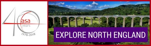 Discover the delights of England's North from Manchester! header image