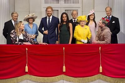 Royal balcony