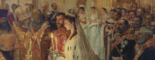 RUSSIA, ROYALTY & THE ROMANOVS header image