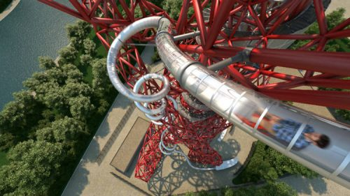 ArcelorMittal Orbit! header image