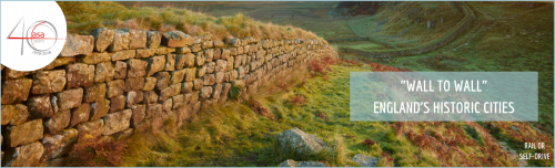 Explore England from 'Wall to Wall' header image