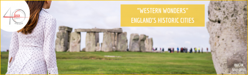 England's Western Wonders Awaits header image