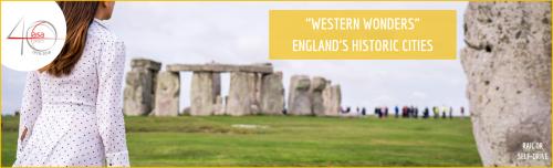 England's Western Wonders Awaits header image
