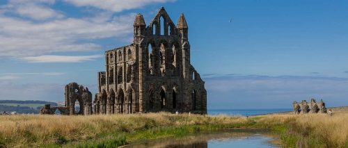 WHITBY ABBEY REOPENED THIS APRIL header image