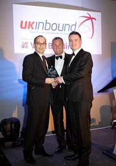 UKinbound Awards of Excellence 2012 header image