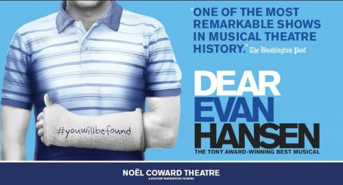 DEAR EVAN HANSEN header image