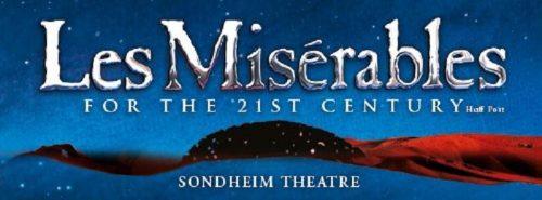 Les Miserables is back! header image