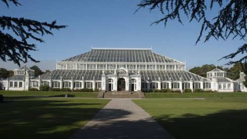 Temperate House at Kew Gardens header image