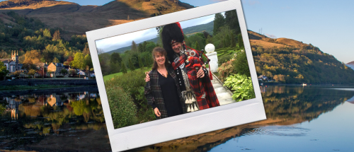 Spotlight On: Diane, Scottish Driver Guide header image