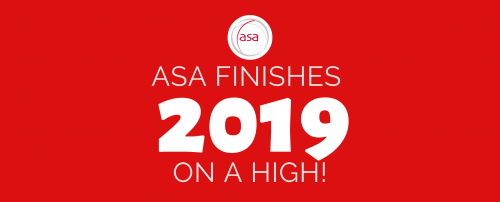 ASA Finishes 2019 on a high! header image
