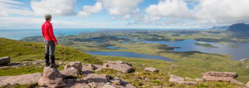 North Coast 500 – Scotland's Most Scenic Driving Route header image