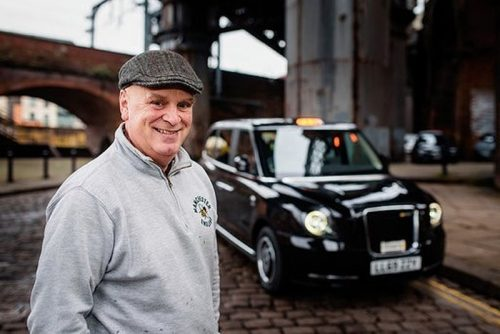 Spotlight on: John, Manchester Taxi Tours header image